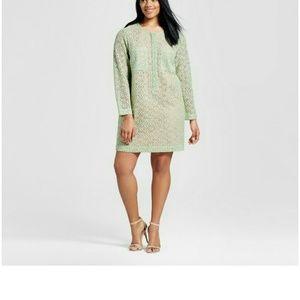 Victoria Beckham limited edition Mint green Dress