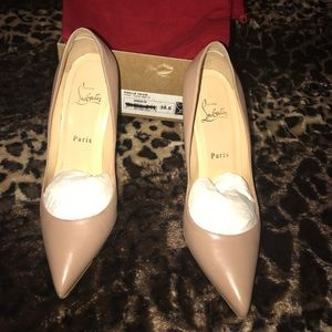 Christian Louboutin Shoes - Christian louboutin pigalle 100 kid