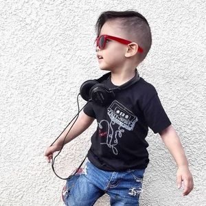 Other - Red Wayfarer Kids Sunglasses