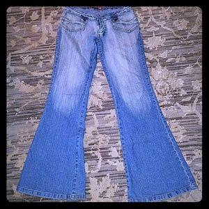 Denim - Cute light blue jeans!