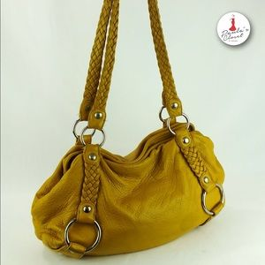 Banana Republic leather Handbag