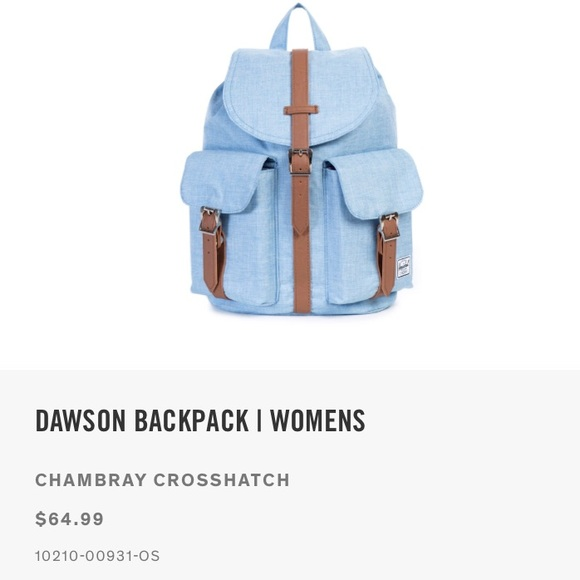3f505e5e2fa Herschel Supply Company Handbags - HERSCHEL SUPPLY CO DAWSON