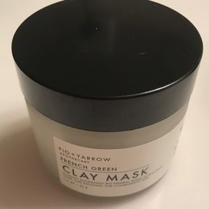Fig & Yarrow Green Clay Mask