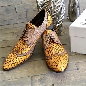 Tigrato Other - 🔥HP🔥Leather Man Costume Shoes