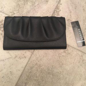 Handbags - 💋BLACK WALLET NWT
