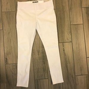 Topshop MATERNITY Denim - Topshop Joni maternity jeans white size 12