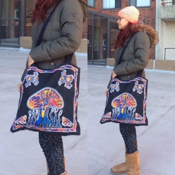 0f2915866842 🍄🍄Mushroom bag for your mushroom shopping🕉💥