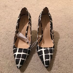 Adam Lippes for Target Shoes - Brand new printed heels