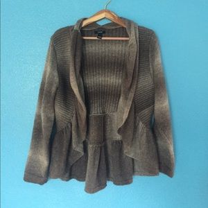 Alfani Sweaters - Alfani open sweater