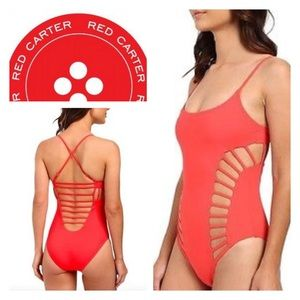 Red Carter Other - Red Carter 'South Beach Cutout' One-Piece