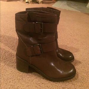 Sam Edelman Buckle Boot