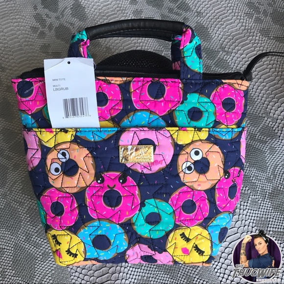 59 Off Betsey Johnson Handbags Betsey Johnson Donut