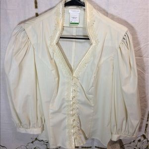 gunne sax  Tops - Vintage gunne sack prairie shirt nwt