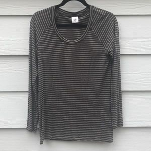 CAbi Tops - ⬇️ Striped Cabi Long Sleeve Top
