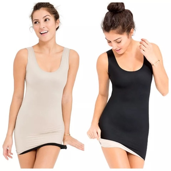 81ff61f6e455c SPANX ASSETS 4-Ways Firm Control REVERSIBLE Slip
