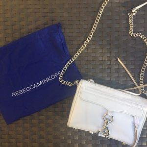 Rebecca Minkoff Handbags - BRAND NEW Rebecca Minkoff Mini MAC crossbody bag!
