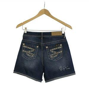 Nwt - Seven7 Jean shorts size 12 - Buckley wash