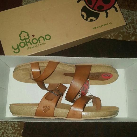 Yokono - 🚨Yokono Made in Spain Sandals -NWT from Chaddypatty's closet on Poshmark