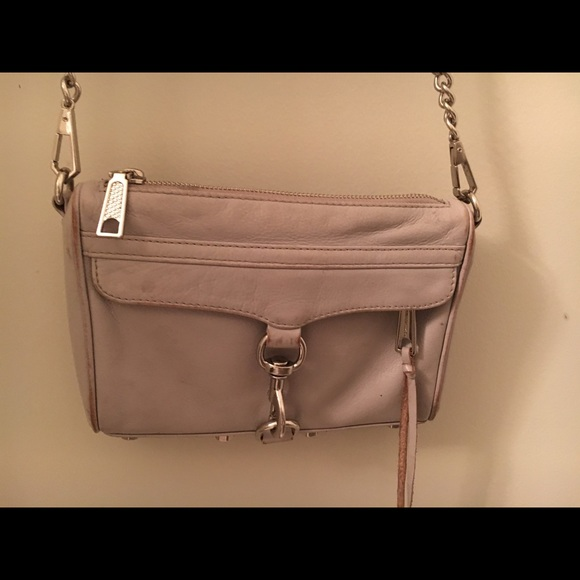 Rebecca Minkoff Handbags - Rebecca Minkoff mini MAC clutch
