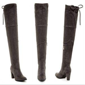 Catherine Malandrino Shoes - Catherine Malandrino Sorcha Over-The-Knee Boot