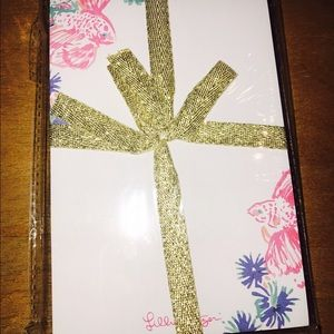 New Spring '17 Lilly Pulitzer Notepad