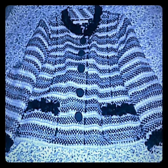 Marc Jacobs Jackets & Blazers - Marc Jacobs tweed black and white wool Jacket