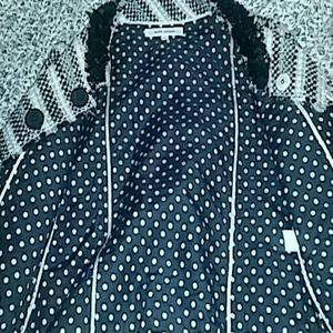 Marc Jacobs Jackets & Coats - Marc Jacobs tweed black and white wool Jacket