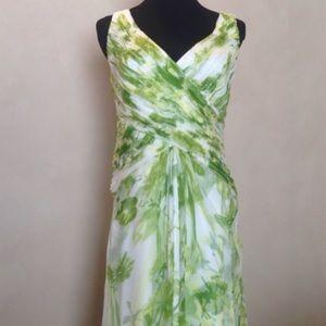 Tadashi Shoji Dresses & Skirts - 100% Silk Tadashi Formal Prom Wedding Dress