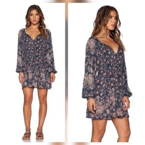 Free People Dresses & Skirts - Free People Lucky Lucy Loosey Mini Dress