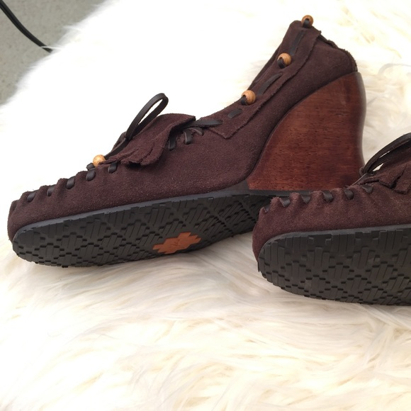 Find wedge moccasins from a vast selection of Women's Shoes and Boots. Get great deals on eBay!