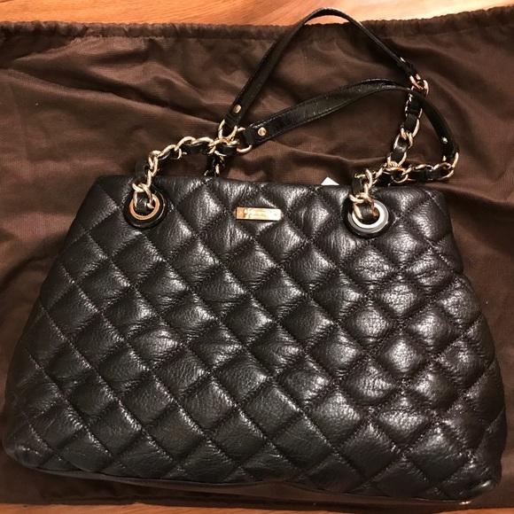 Kate Spade Bags Gold Coast Maryanne Quilted Handbag Poshmark