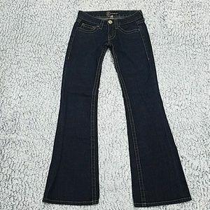 Bebe I heart bebe jeans