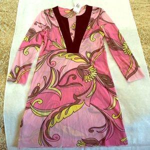 Sweet Pea  Tunic dress