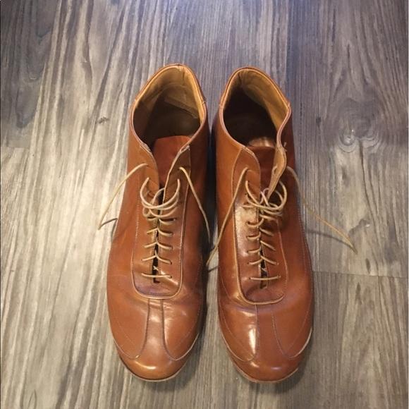 6aac3b660c7 Men's Antonio Bossi Italian Leather Chukka Boots