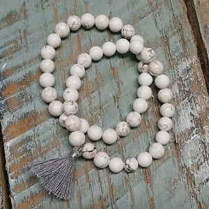 Jewelry - Boho tassel bracelet