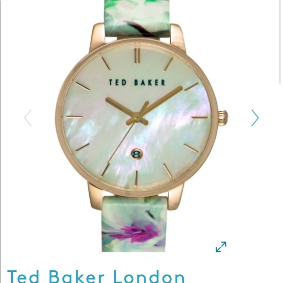 666ad3c70bf4 Ted Baker London Women s Pearl Floral Leather