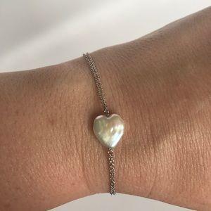 Dogeared Jewelry - DogEarred Heart Bracelet