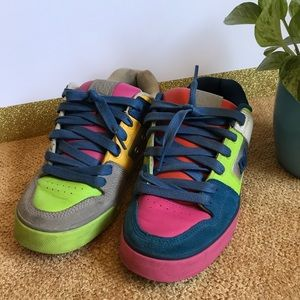DC Other - DC Rainbow Skate Shoes