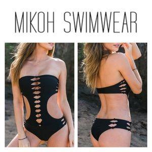 Mikoh Other - Mikoh Swimwear 'Sydney' One-Piece