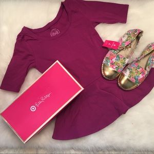 Lilly Pulitzer for Target Shoes - Lilly Pulitzer Nosey Posey Espadrille Flats
