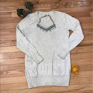 Oatmeal Light Spring Sweater