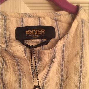 10.Deep Other - Nwt gorgeous men's 10 deep shirt size small