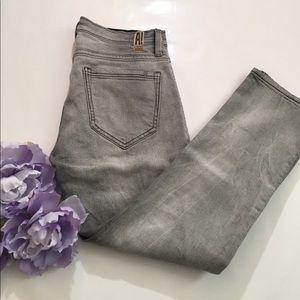 Skargorn Denim - skargorn™ cropped bootcut jeans (Madewell) NWOT