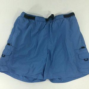 Columbia Other - ❤ Columbia Mens Shorts Blue Size Large EUC
