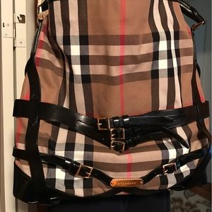 Burberry Handbags - 🎉TODAY🎉Huge Burberry Bridle Gosford
