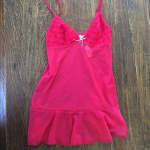 NWT victoria's secret nighty sz XS