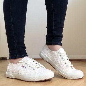 Superga Shoes - Superga • Classic Crochet Sneakers