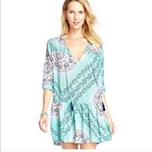 COOL CHANGE Dresses & Skirts - COOL CHANGE GIGI TIE DYE TUNIC DRESS
