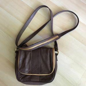 Gorjana Handbags - Burgundy Gorjana leather crossbody bag