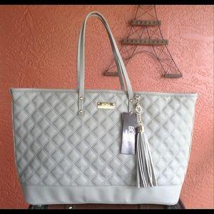 Handbags - BCGB brand new bag grey bag.... Never used